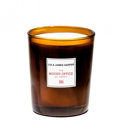 Lola James Harper candle #16