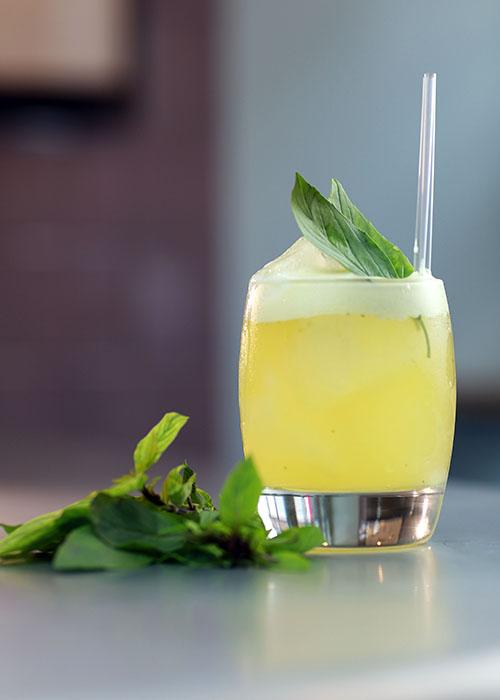 Thai style cocktail