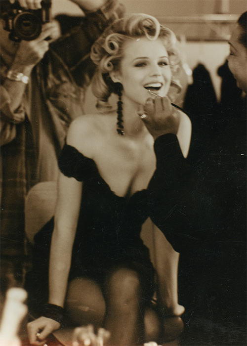 Vanity, New York City, 1996