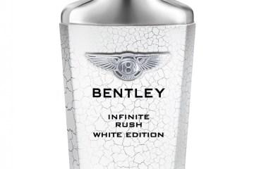 Bentley Fragrances presents Infinite Rush, White Edition