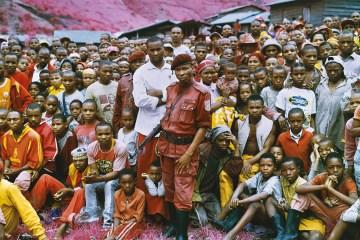 Front Cover. Tutsi town congo 2010