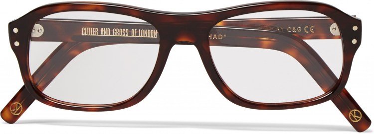bfe5b58e390ec Eye Spy. Kingsman x Cutler and Gross glasses exclusive – The Glass ...