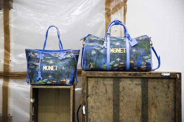 05f04ac272c Louis Vuitton and Jeff Koons collaborate on Masters wave two – The ...