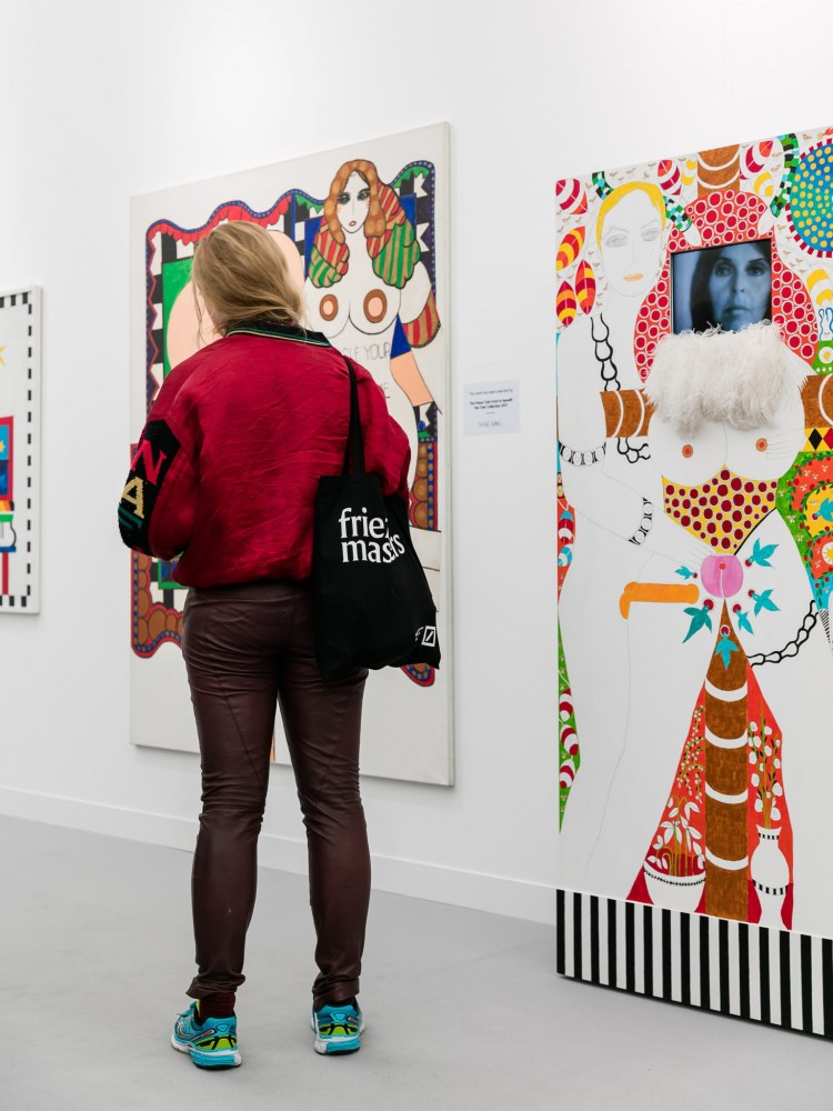Photo credit - Frieze London
