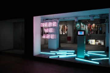 Burberry 'Here We Are' Exhibition in Hong Kong
