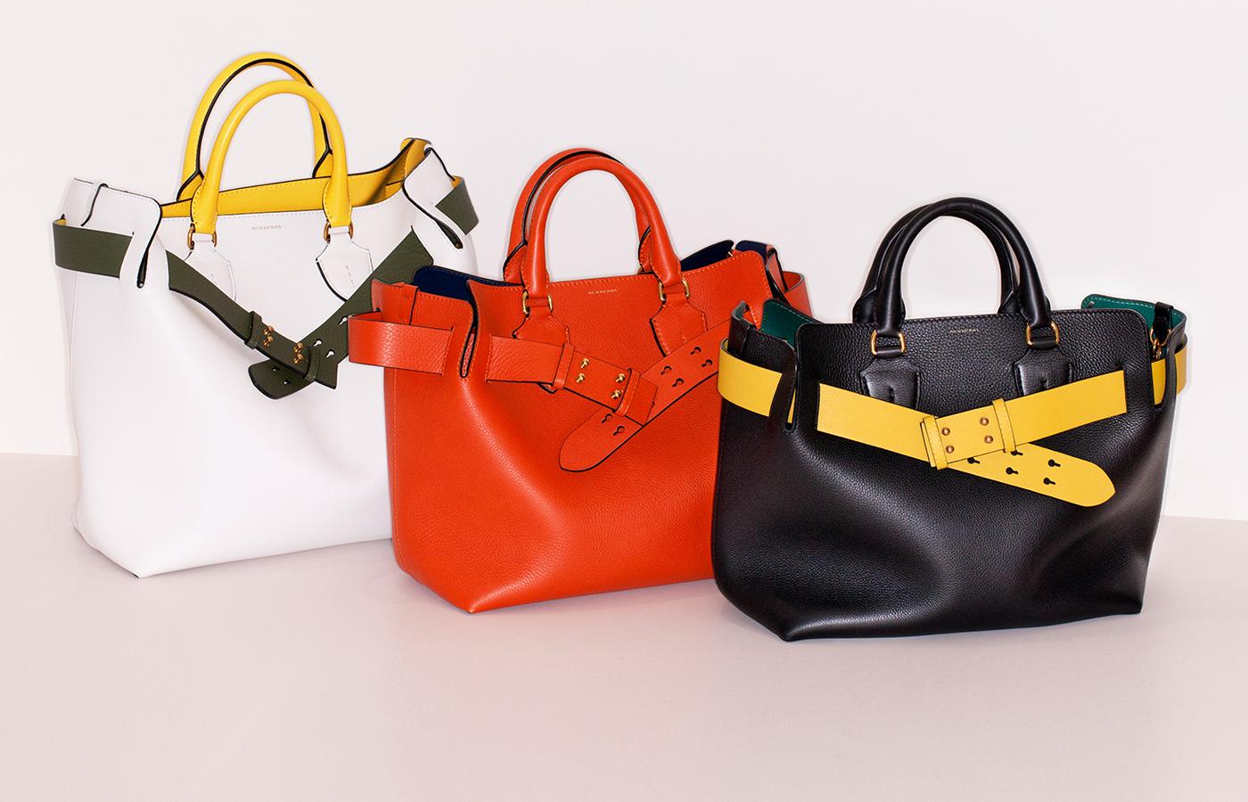 f3fd7d151f52 Burberry introduce the Belt Bag – The Glass Magazine