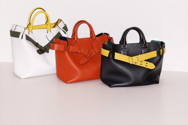 Burberry introduce the Belt Bag – The Glass Magazine 507bd8f55f36c