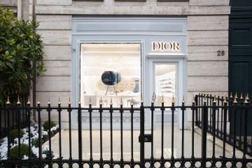 Dior Eyewear Boutique in Paris