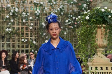 Dior Couture SS18 PFW