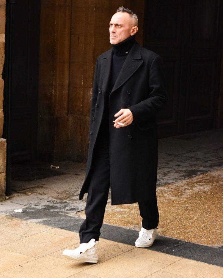 Paris fashion week men's 2018. Photography by Liam Pearson