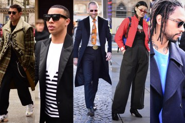 Paris Fashion Week Mens Street Style Feature Image