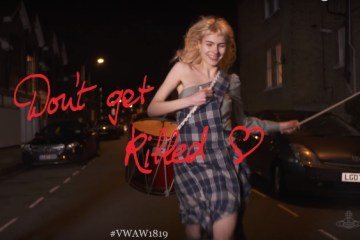 Vivienne Westwood AW 18