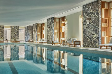 Spa at Four Seasons FI