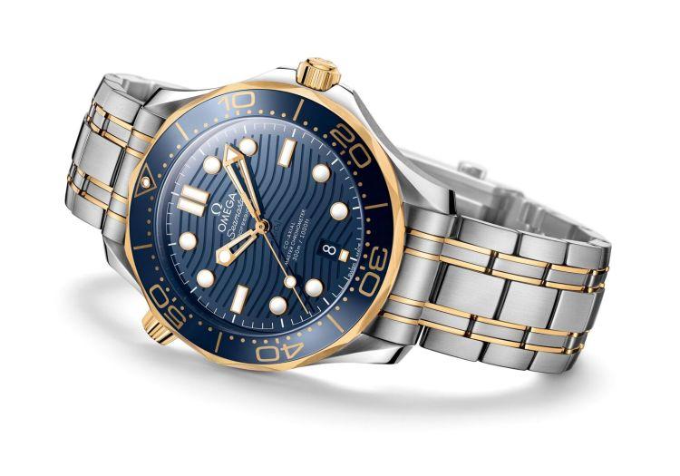 Seamaster Diver 300M Titanium Tantalum Limited Edition