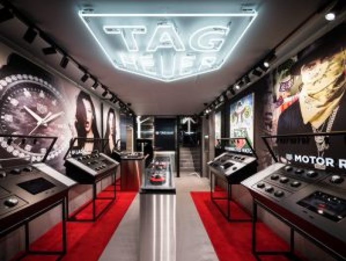 TAG Heuer Ginza Boutique