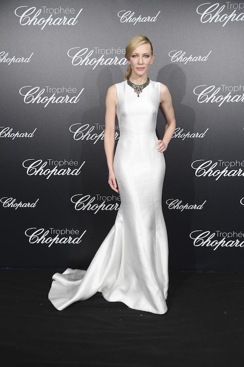 Cate Blanchett in GIORGIO ARMANI Cannes 2018