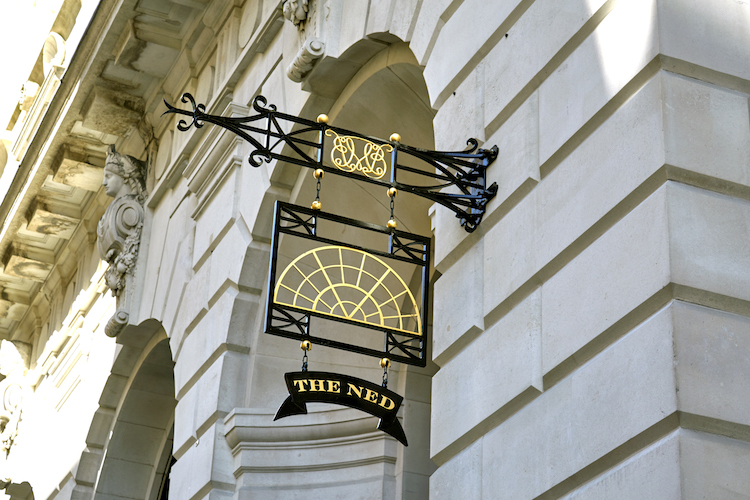 The Ned London - Exterior
