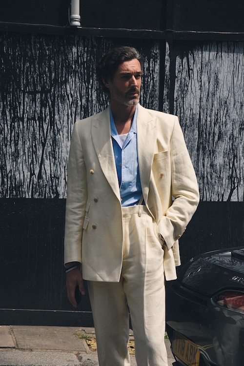 LFWM Street Style - Day 1 - Richard Biedul