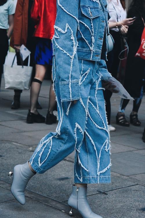 LFWM SS19 - Street Style - Gloria Wen