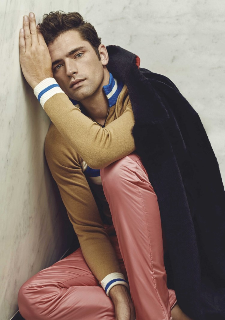 Sean O'Pry by Ssam Kim