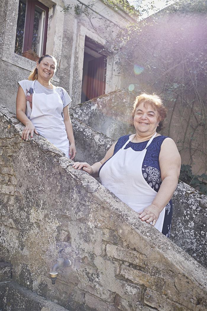 Le Mamme Del Borgo in Motta Camastra