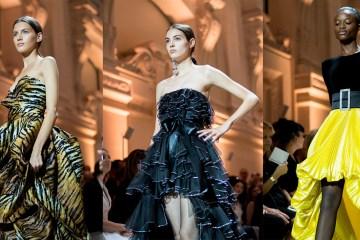 Alexandre Vauthier Fashion Show Paris 2018