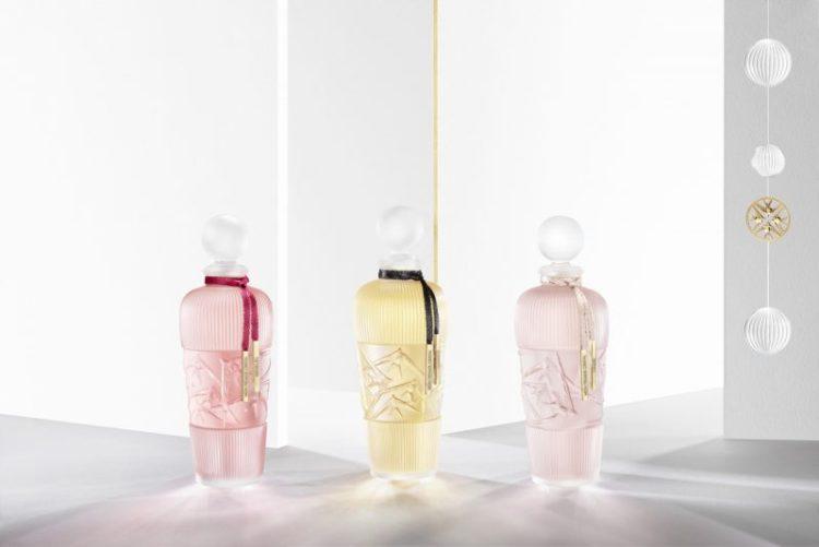 Lalique Mon Premier Crystal Absolu de Parfum collection