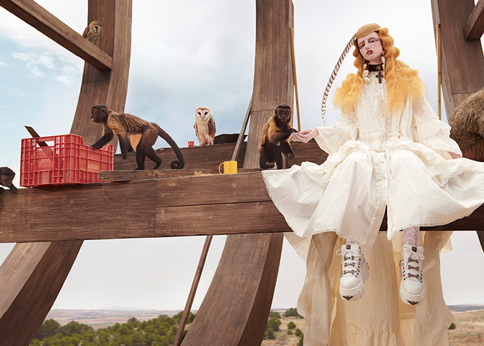 0c2f793364 Gucci embraces the power of nature in its Cruise 2019 campaign – The ...