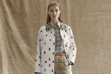 Burberry Pre Collection Cover Photo