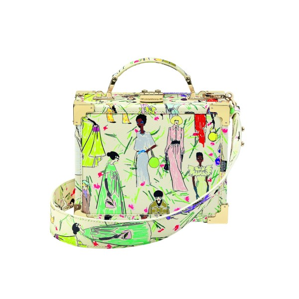 GilesxAspinal Giles Deacon Aspinal London Trunk