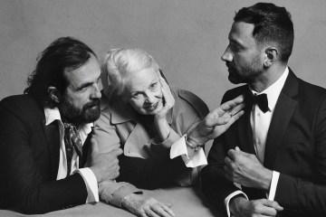 Glimpse Burberry x Vivienne Westwood