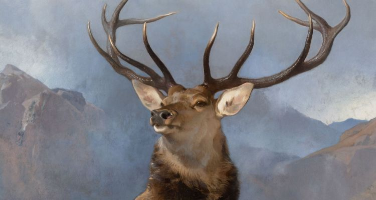 National Gallery Landseer Feature Image