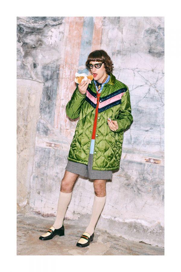 0fc44f7a873 Gucci presents its men s pre-fall 2019 collection – The Glass Magazine