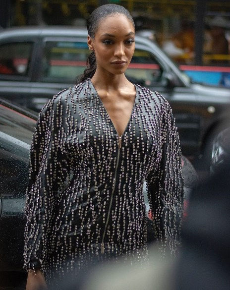1415f93262c Streetstyle from LFW AW19 – Day Four – The Glass Magazine