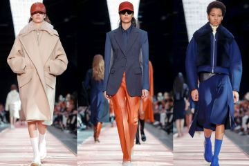 Sportmax MFW AW19 Feature