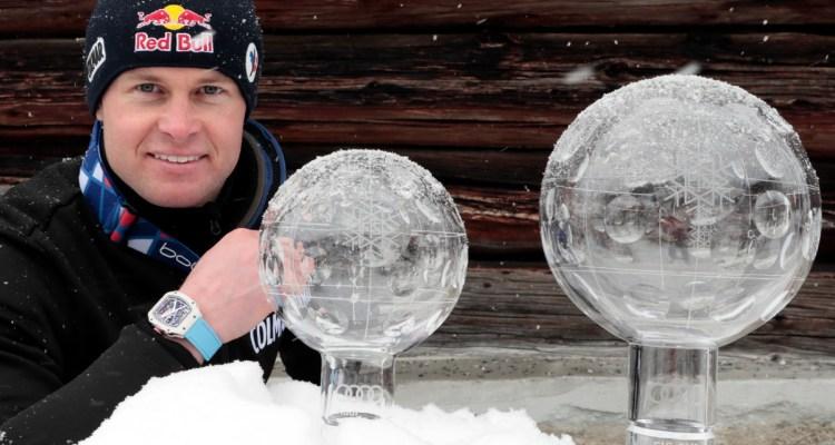 Alexis Richard Mille Ski Feature