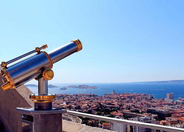 Marseille: La Vue Sur Mars