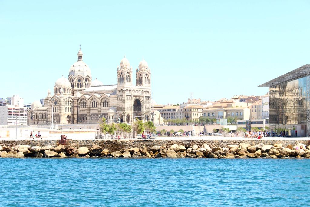 Marseille, Catedral de la Majore