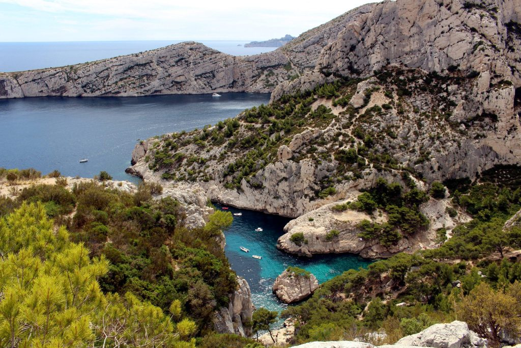 The Glittering Unknown, Calanques and Cassis, Calanque de Sugiton