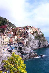 Visiting Riomaggiore and Manarola, Cinque Terre, Italy