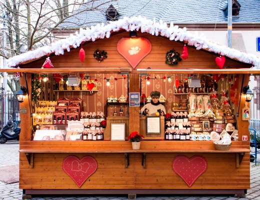 Chalet de Noel: A Christmas Getaway in Alsace (Strasbourg Christmas Markets)