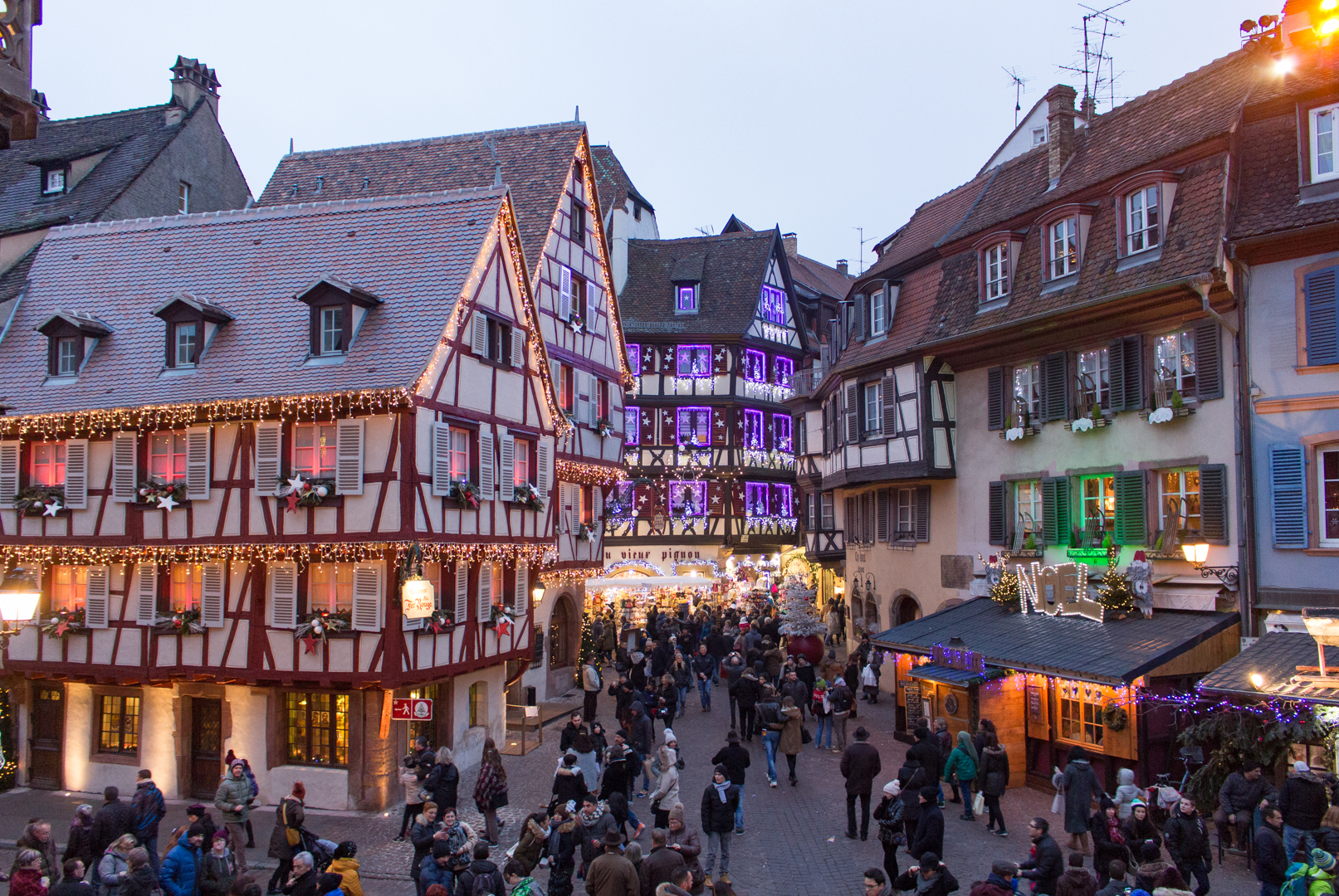 Colmar Christmas Market.A Christmas Getaway In Alsace The Glittering Unknown
