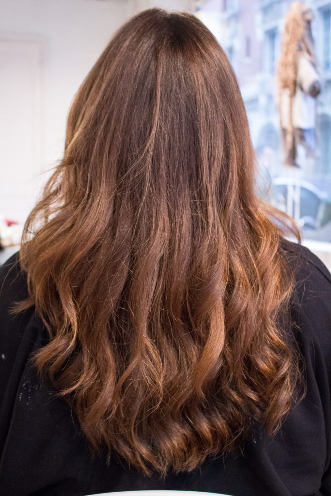Natural balayage, Studio Marisol- The Best English Speaking Hair Salon in Paris