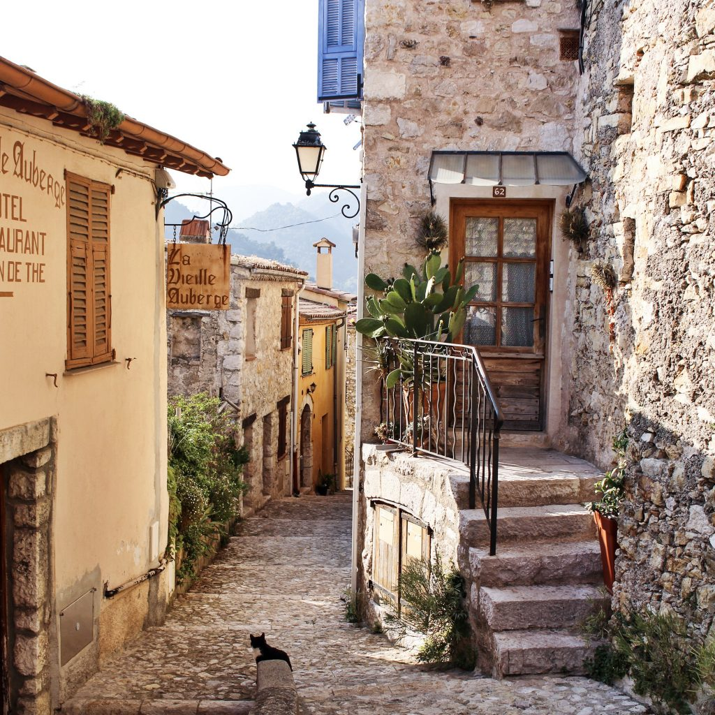 Sainte-Agnes- 5 of the Prettiest Villages on the French Riviera