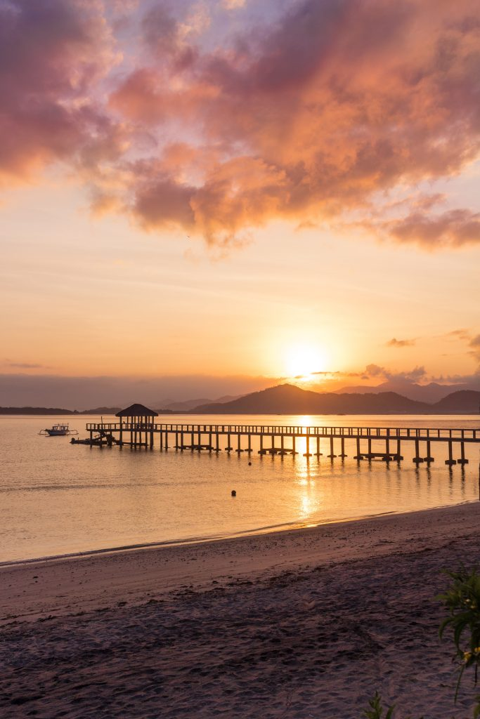 Sunrise at Cocotinos Sekotong- Why You Need to Visit Lombok, Indonesia NOW