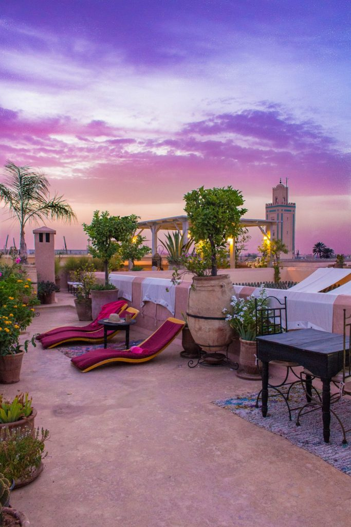 Dar Lalla F'dila: A Historic Riad in Marrakech