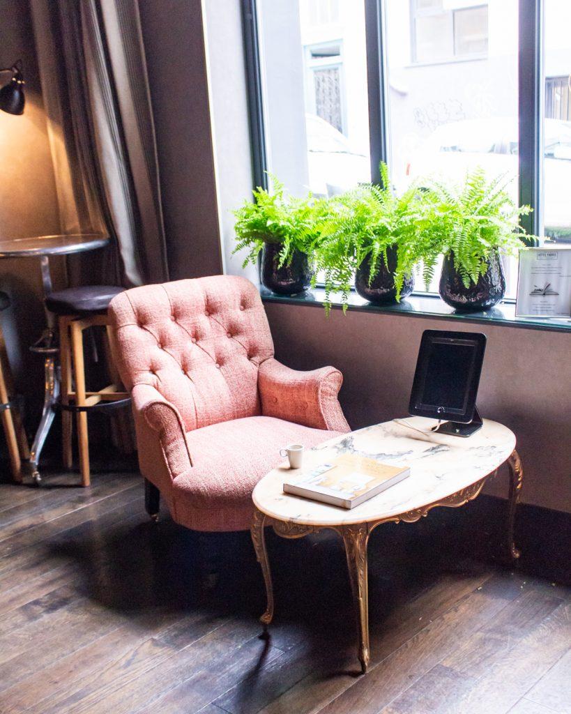 Hotel Fabric, Paris
