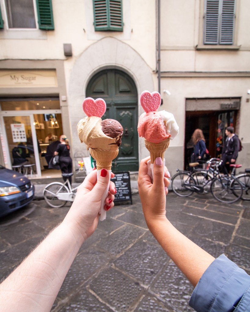 My Sugar Gelateria- Where is the Best Gelato in Florence?