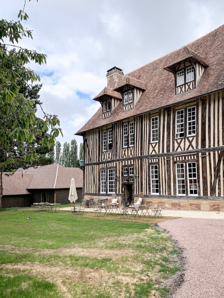 Visit Normandy- Manoir des Portes de Deauville by The Glittering Unknown