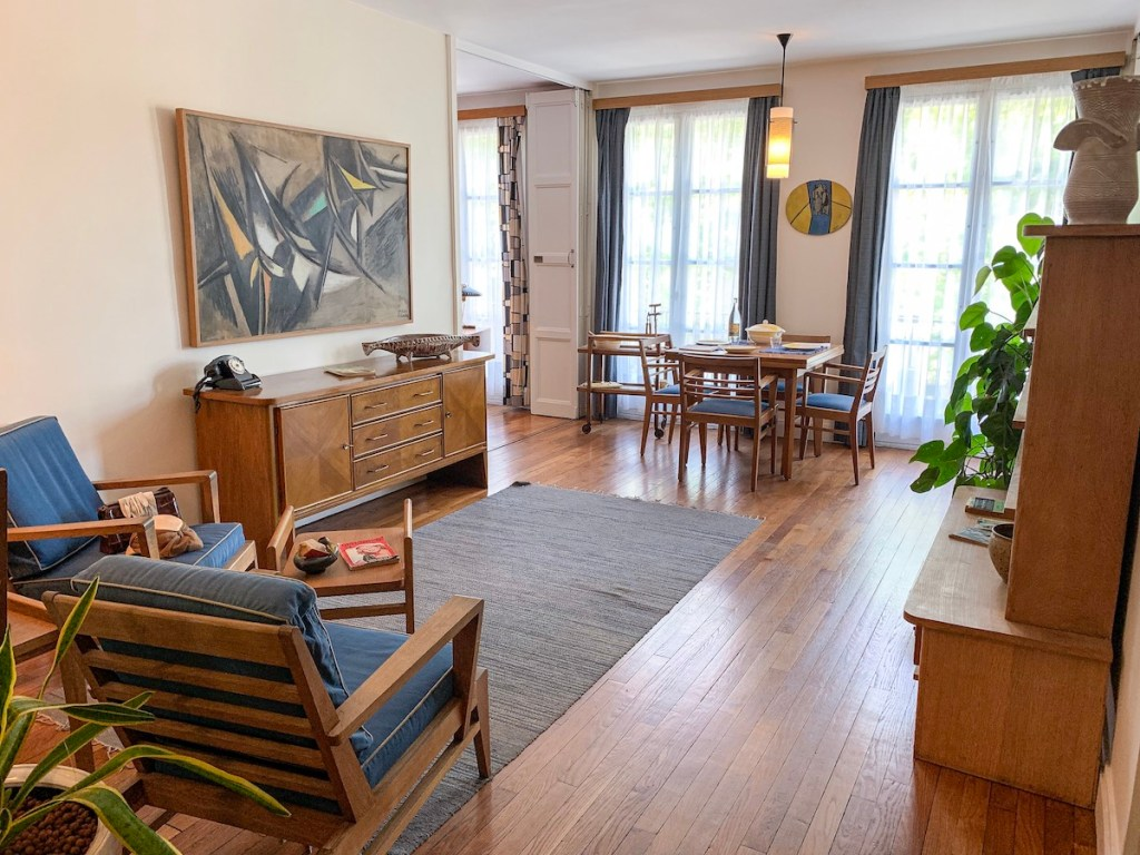 Visit Normandy- Perret apartment in Le Havre by The Glittering Unknown